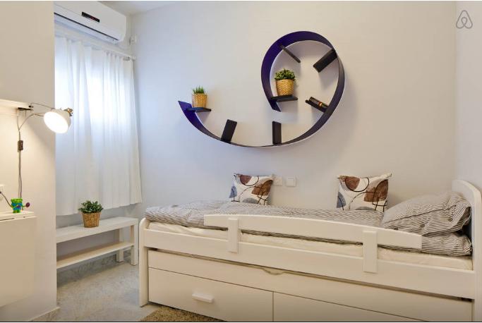 עיצוב חדר ילדים תל-אביב