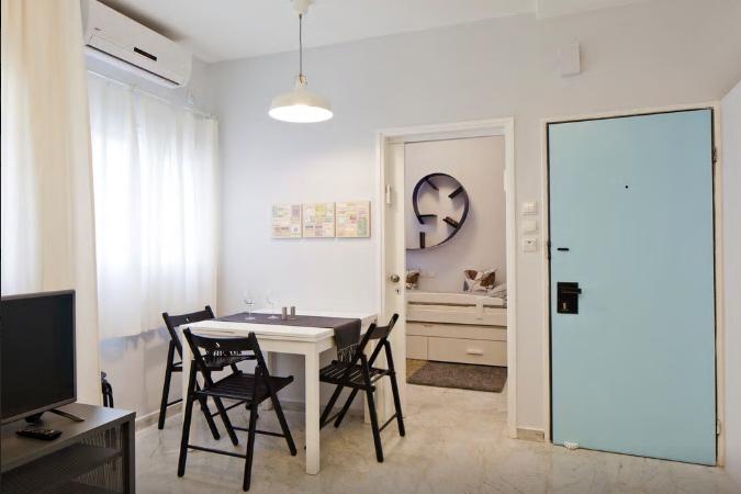 דירה מעוצבת בלב תל-אביב