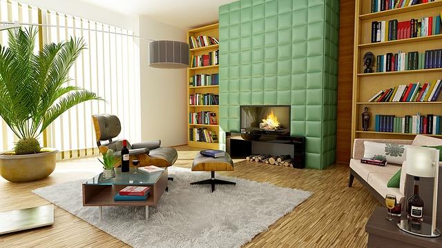 עיצוב דירה קטנה לחלל מואר והרמוני