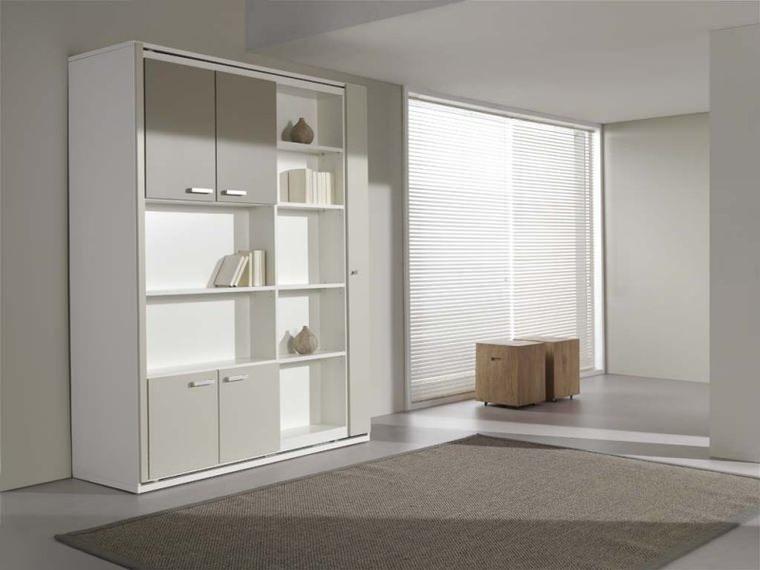 מיטת קיר נפתחת לדירה קטנה  - millano bedding