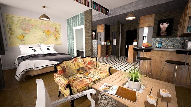 טיפים לעיצוב דירה קטנה