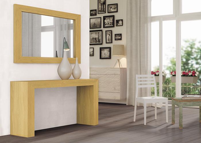 שולחן קונסולה  לדירה קטנה